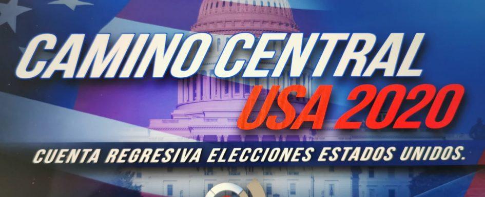 Camino central USA 2020