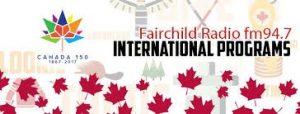 Adriana Braniff Fairchild Radio FM 94,7
